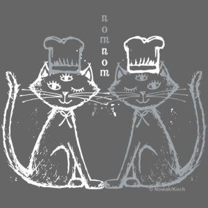 Katze - Kochen und Backen
