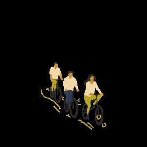 Fahrrad Fahrradtour