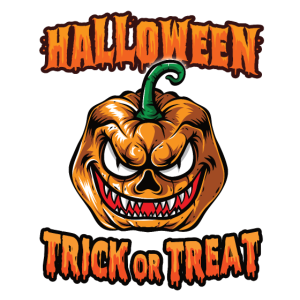 Halloween - Trick Or Treat - Kürbiskopf