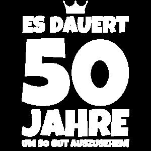 50 Jahre 50. Geburtstag Geschenkidee Jahrgang 1970