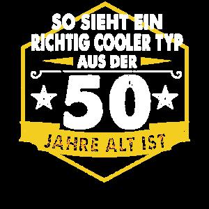 50.Geburtstag Mann Männer 50 Jahre Geschenk