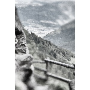 Südtirol Vintage | Blick auf Meran