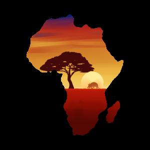 Erdferkel Afrika Safari Aardvark Geschenk