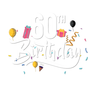 sechzigster geburtstag!