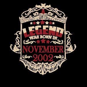 Geschenkideen November 2002 Vintage