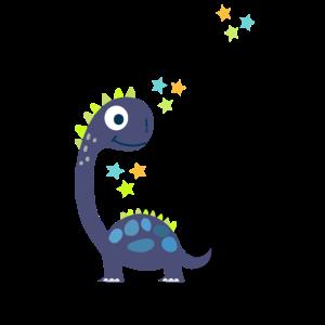 Vierter Geburtstag Dino Geschenkidee Party Kinder