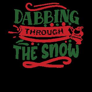 Weihnachten Weihnachtsoutfit Schnee