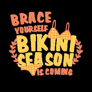Die Bikini-Saison kommt