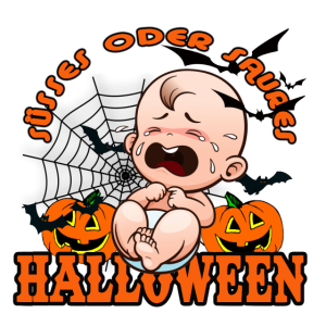 Halloween Baby Trick or treat