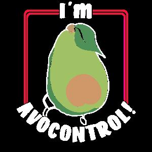 Avocado Kontrolle