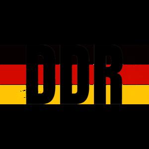 DDR Kult DDR Deutschland Flagge