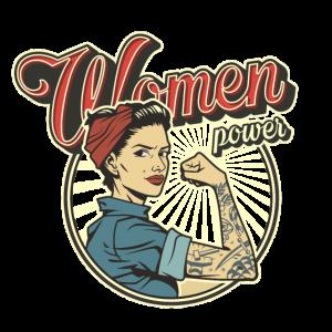 Power Women Vintage Rockabilly
