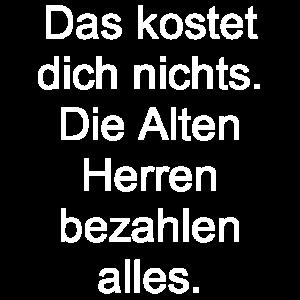 KorpoUniversum - Alter Herr - Zahlemann