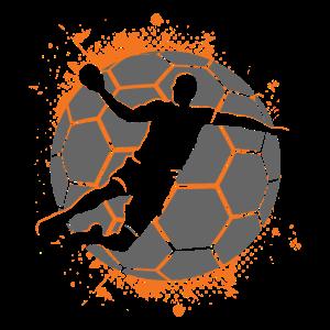 Handball Handballspieler