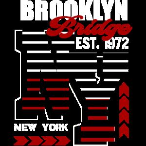 New York Schrift Vintage