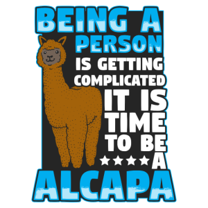 Alpaka Flauschig Alpaca