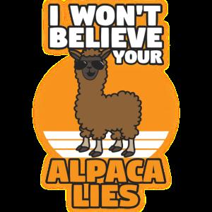 Alpaka Llama