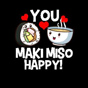 Maki Miso Love