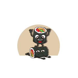 Sushi Maki funny