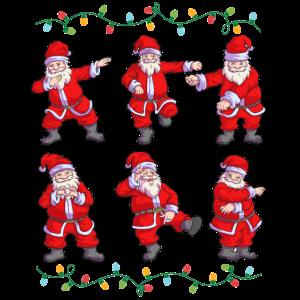 Weihnachten Weihnachtsmann Heiligabend