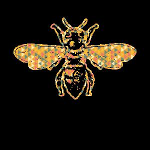 Bee Geometric Shirts