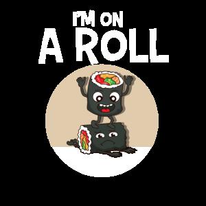 Sushi Maki lustig