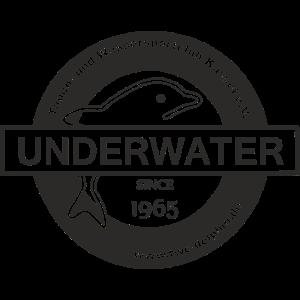 Underwater schwarz