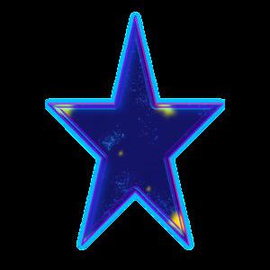 Nachthimmel Stern Dunkelblau
