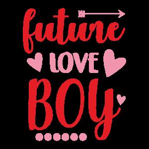 Zukünftiger Liebesjunge