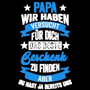 Papa Vater Vatertag Geschenk