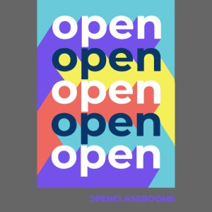 Colorful Open