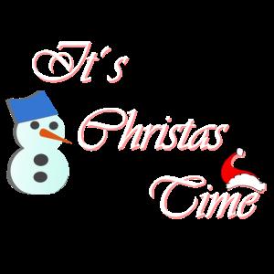 It´s Christmas Time, Humor Weihnachten, Sprüche We