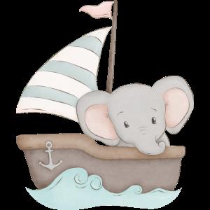Baby Elefant Boot