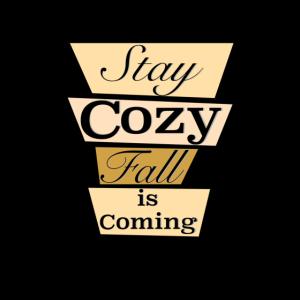 Herbst Sweater Gemtlich Stay cozy