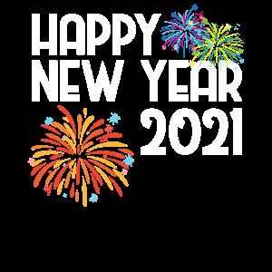 Frohes Neues Jahr 2021 Neujahr Geschenk