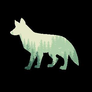 Fuchs Wald