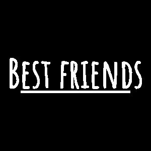Beste Freunde. Geschenk des besten Freundes