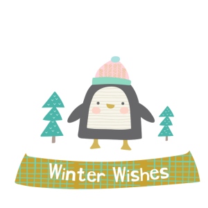 Schneekugel Niedlicher Pinguin Weihnachten 2020