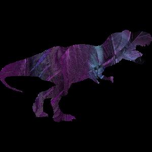 schräger T Rex