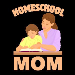 Heimschule Mutter Virtueller Fernunterricht Schüle