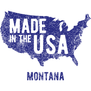 Hergestellt in den USA Montana