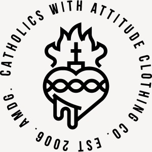 CATHOLICS WITH ATTITUDE CLOTHING CO.