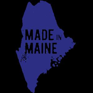 Hergestellt in Maine