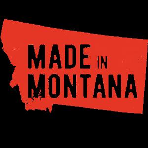 Hergestellt in Montana
