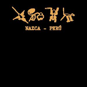 Nazca Line Peru, peruanische Peru