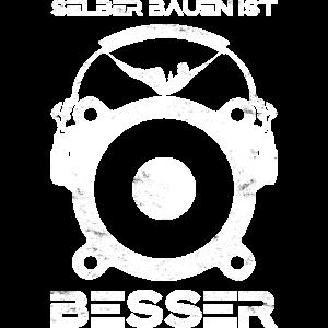 Lautsprecher Selbstbau Geschenk Bass