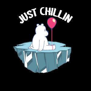 Lustiges Eisbären Shirt Eisbär