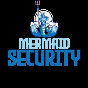 Meerjungfrau Sicherheit Geburtstagsfeier Schwimmen