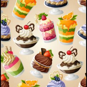 Kuchen Muster
