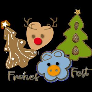 Weihnachtsplätzchen Advent